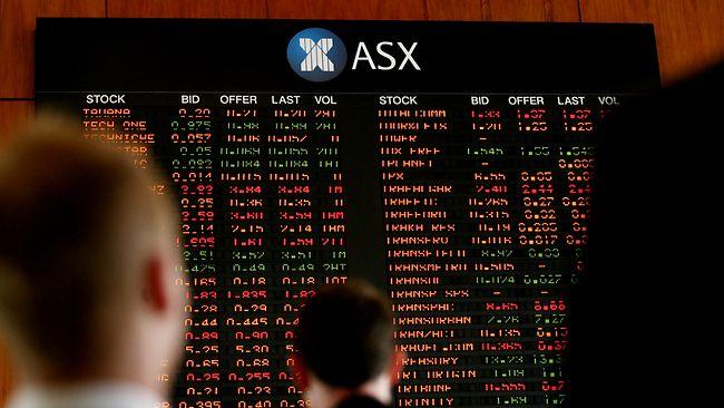 australian stock exchange