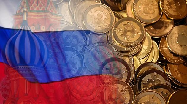 Bitcoin rusia